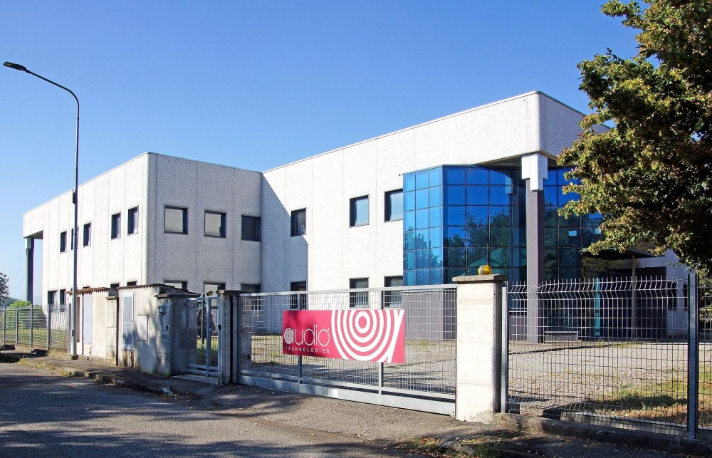 Headquarter in Piacenza